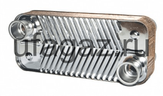 Теплообменник вторичный (ГВС) Navien 24
