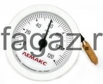 Термометр Лемакс серая рамка (31100027)