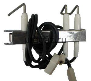 Электроды розжига и ионизации