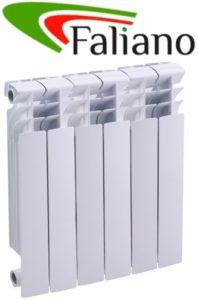 Faliano AL. Delux радиаторы