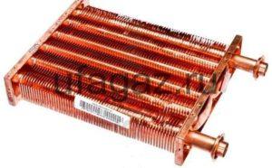 Теплообменник первичный Atmo13-16 kWt