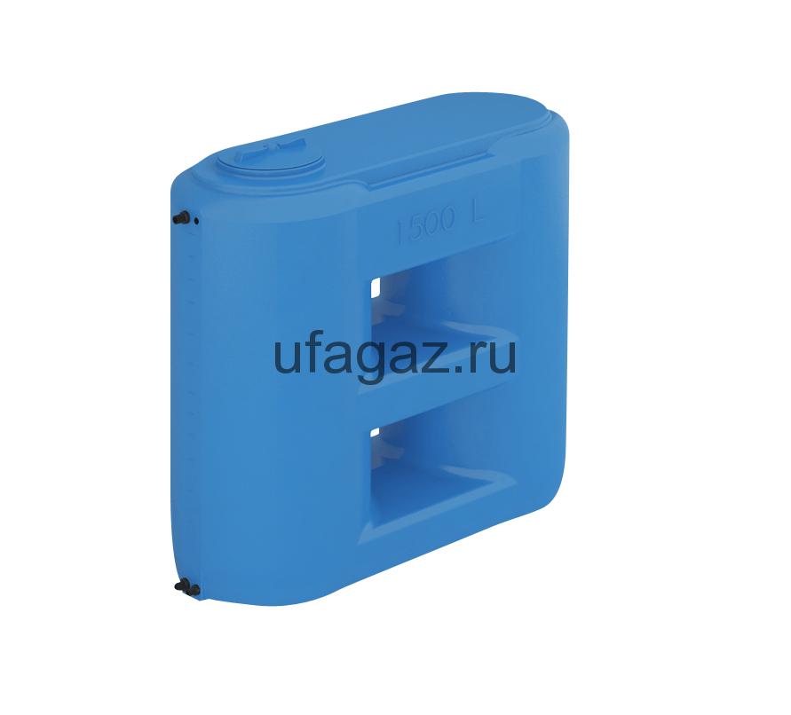 Бак д-воды ATV-2000 BW (сине-белый) с поплавком
