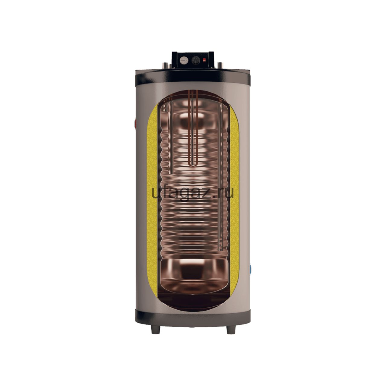 Водонагреватель косвенного нагрева со змеевиком WHZ 100, тип 2