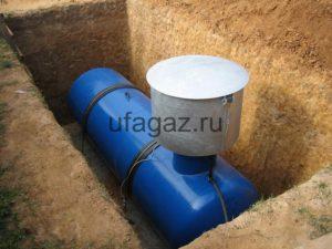 Газгольдер ufagaz.ru