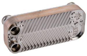 Теплообменник ГВС 12 FIN (100-200 MSC)