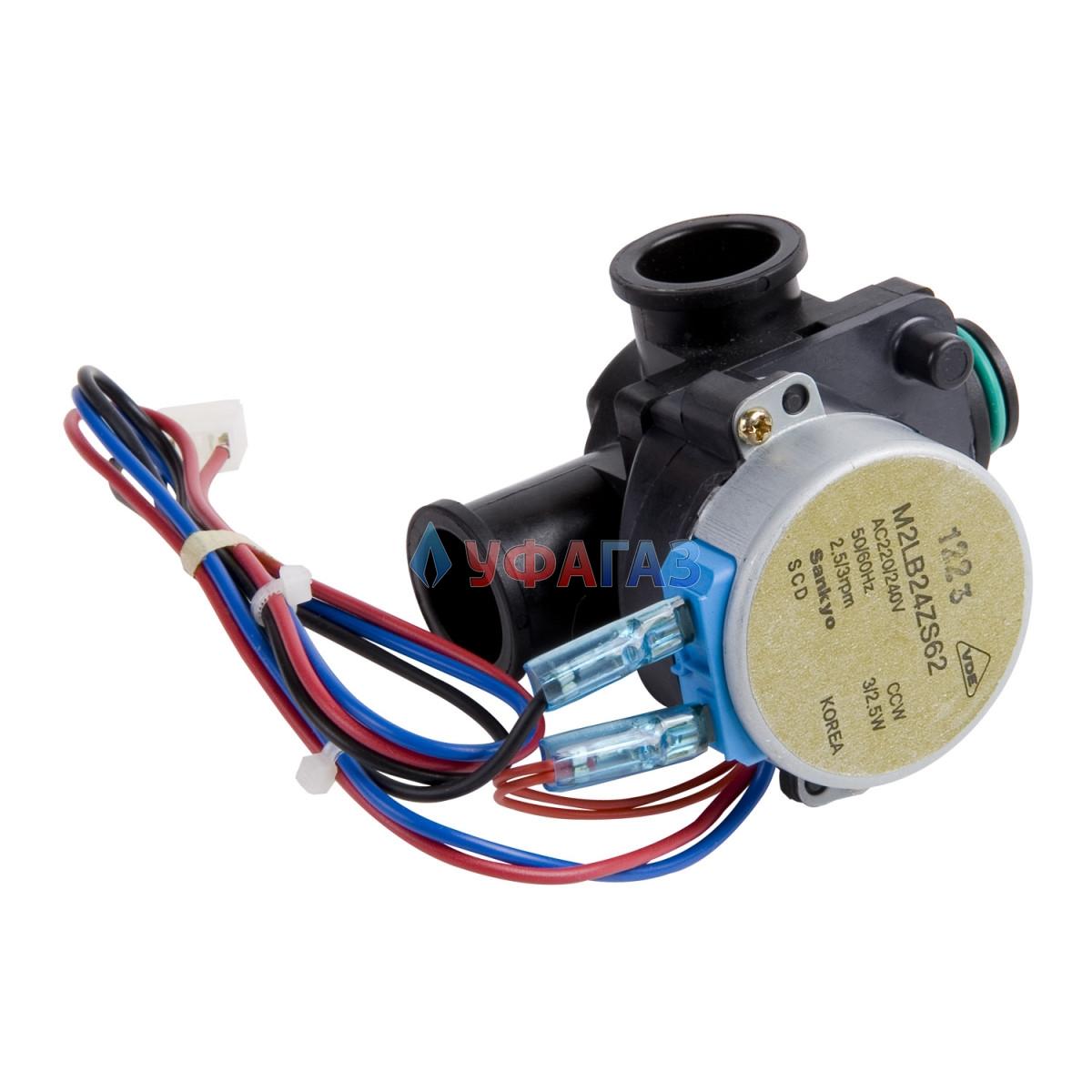Трехходовой клапан с приводом DAEWOO
