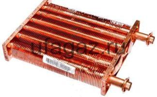 PAСNIB13-16LS_001 (30004896A) Теплообменник первичный Atmo13-16kw