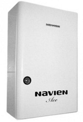 Котел Navien Deluxe-24A White газовый 2-х контурный ATMO