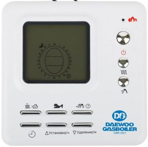 DAEWOO пульт управления DBR-W21 (100-400 MSC)