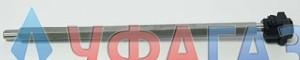 Вал L=213,5 мм с ведомой полумуфтой (ПРОФ 55-50) М2595