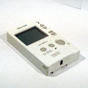 Комнатный термостат CTR-5900 настроен под проточный тип теплообменника