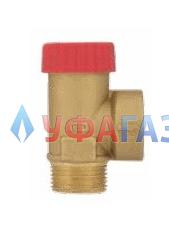 Клапан предохранительный 1_2 дюйма 8 бар
